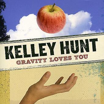 Kelley Hunt - tyngdekraft Loves You [CD] USA import