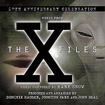 John Beal - X-Files: En 20th Anniversary Celebration [CD] USA importerer