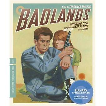 Badlands [BLU-RAY] USA import