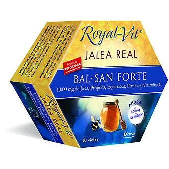 Dietisa Vit Royal Bal-San Forte (Vitamines en Suplementen , Multinutrients)