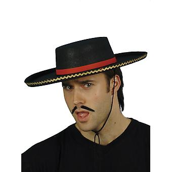 Español sombrero España Flamenco ibérico Español