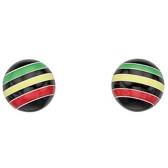 925 Silver Earring Multicolor