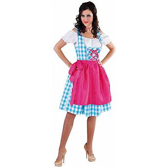 Women costumes Women Dirndl Dress Tyrol