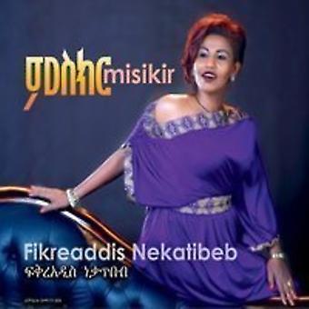 Fikreaddis Nekatibeb - Misikir [CD] USA import