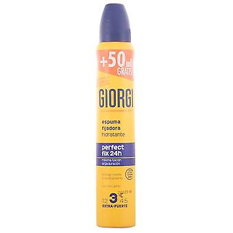 Giorgi Hairstyle Perfect Fix foam Extraf 210 Ml (Woman , Hair Care , Hairstyling , Foams)