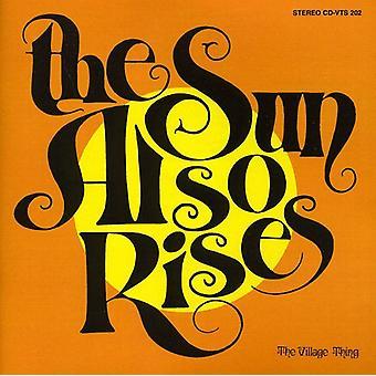 Sun også Rises - Sun også Rises [CD] USA importerer