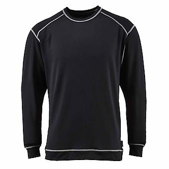 Portwest - Base Layer Pro Antibacterial Thermal Underwear Long Sleeved Top