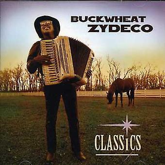 Buckwheat Zydeco - Classics [CD] USA import