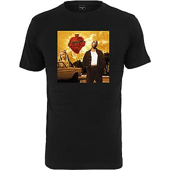 Merchcode shirt - 2PAC Tupac Sacred Heart black