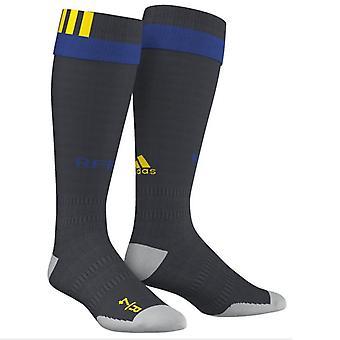 2016-2017 Spain Home Adidas Football Socks