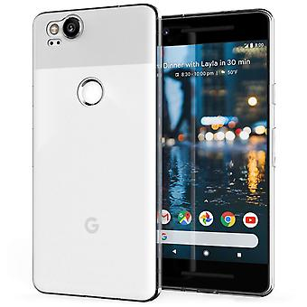 Google Pixel 2 Gel Case Ultra Thin - Clear