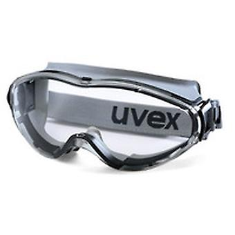 Uvex 9302-285 Ultrasonic Clear Supravision HC-AF Safety Goggles