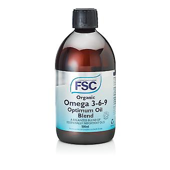 FSC, Organic Omega 369 Oil Blend, 500ml