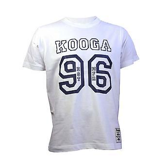 KOOGA Est'96 t-shirt [hvid]