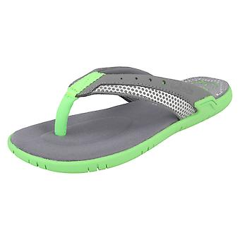 Clarks gutter tå innlegget sandaler Bonza moro