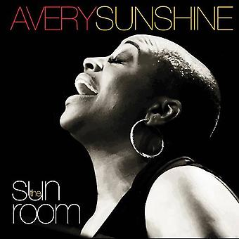 Avery Sunshine - solrummet [CD] USA import
