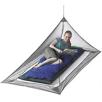 Zee naar top Mosquito Net piramide