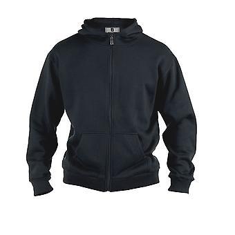 Duke Cantor Rockford Full Zipped Hooded Sweatshirt