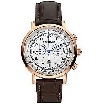 Pontiac Brighton mens watch chronograph P40008
