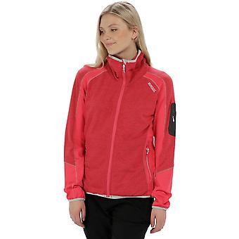 Regatta Womens/Ladies Laney IV Full Zip Marl Knit Fleece Casual Jacket