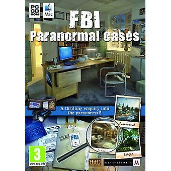 FBI Paranormal Cases (PC DVD)