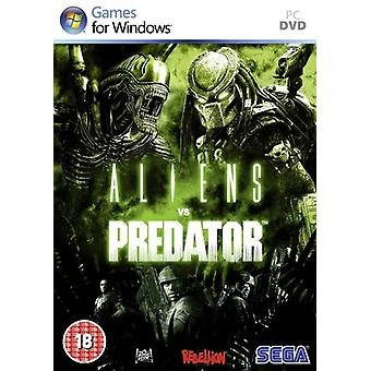 Aliens Vs Predator (PC-DVD)