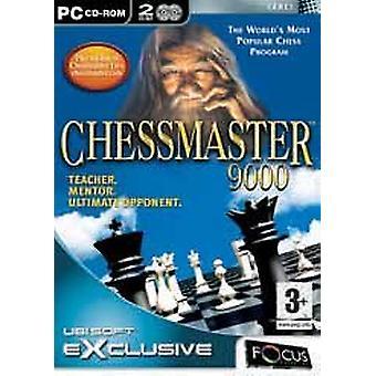Chessmaster 9000 (PC)