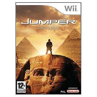 Jumper Griffins Geschichte (Nintendo Wii)
