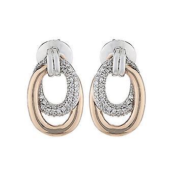 Esprit Collection Damen Ohrringe Silber Rosé Orea ELER92743B000