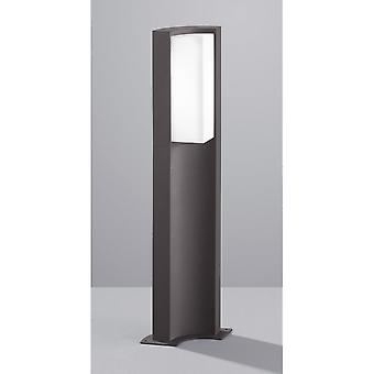 Trio Beleuchtung Suez Modern anthrazit Aluminium Druckguss Pole