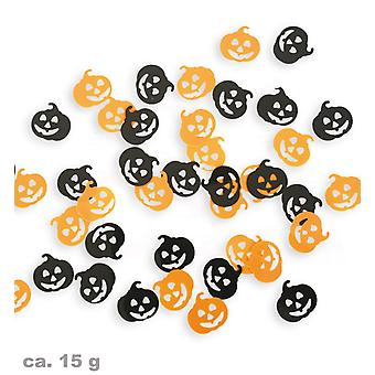 Halloween confetti party horror pumpkin