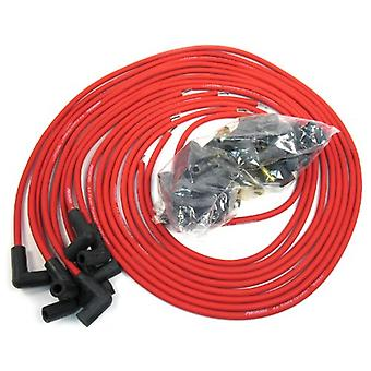 Pertronix 808490 Flame-Thrower Red Universal 90 Degree 8mm 8 Cylinder Spark Plug Wire