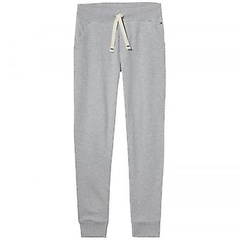 Tommy Hilfiger Cotton Icon Jogger, Heather Grey, Small