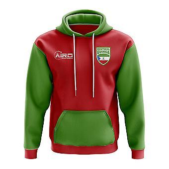 Equatorial Guinea Concept Country Football Hoody (Red)