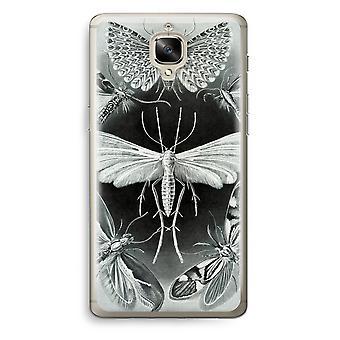 OnePlus 3T Transparent Case (Soft) - Haeckel Tineida