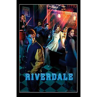 Riverdale - Key Art Poster Print