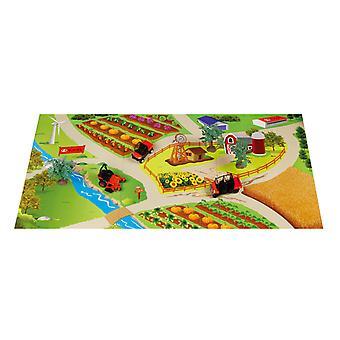 Kubota Landscape Play Set with Play Mat