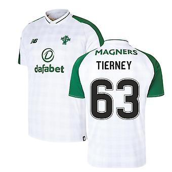 2018-2019 Celtic Away Football Shirt (Tierney 63)
