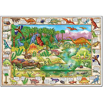 Orchard Toys dinosaurie Discovery