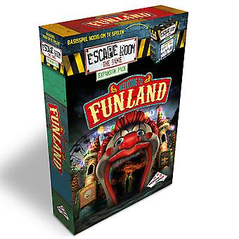 Escape Room: The Game expansion - Welcome to Funland