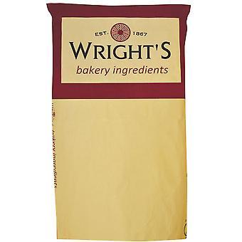 GR Wrights weiße Brötchen und Pizza Base Mix