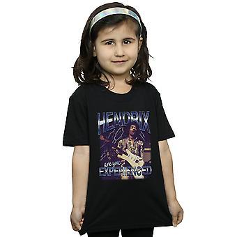 Jimi Hendrix Girls Lightning Experience T-Shirt
