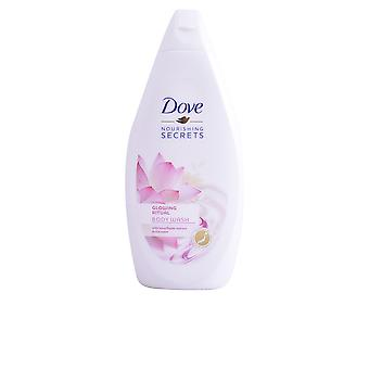 Dove Glowing Ritual Lotus Flower & Rice Water Body Wash 500 Ml Unisex