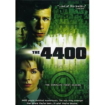 4400 - 4400: Staffel 1 [DVD] USA Import