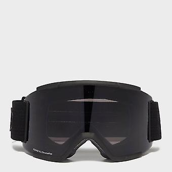 New Smith Men's Squad XL Snowboarding Ski Safety Goggles Black