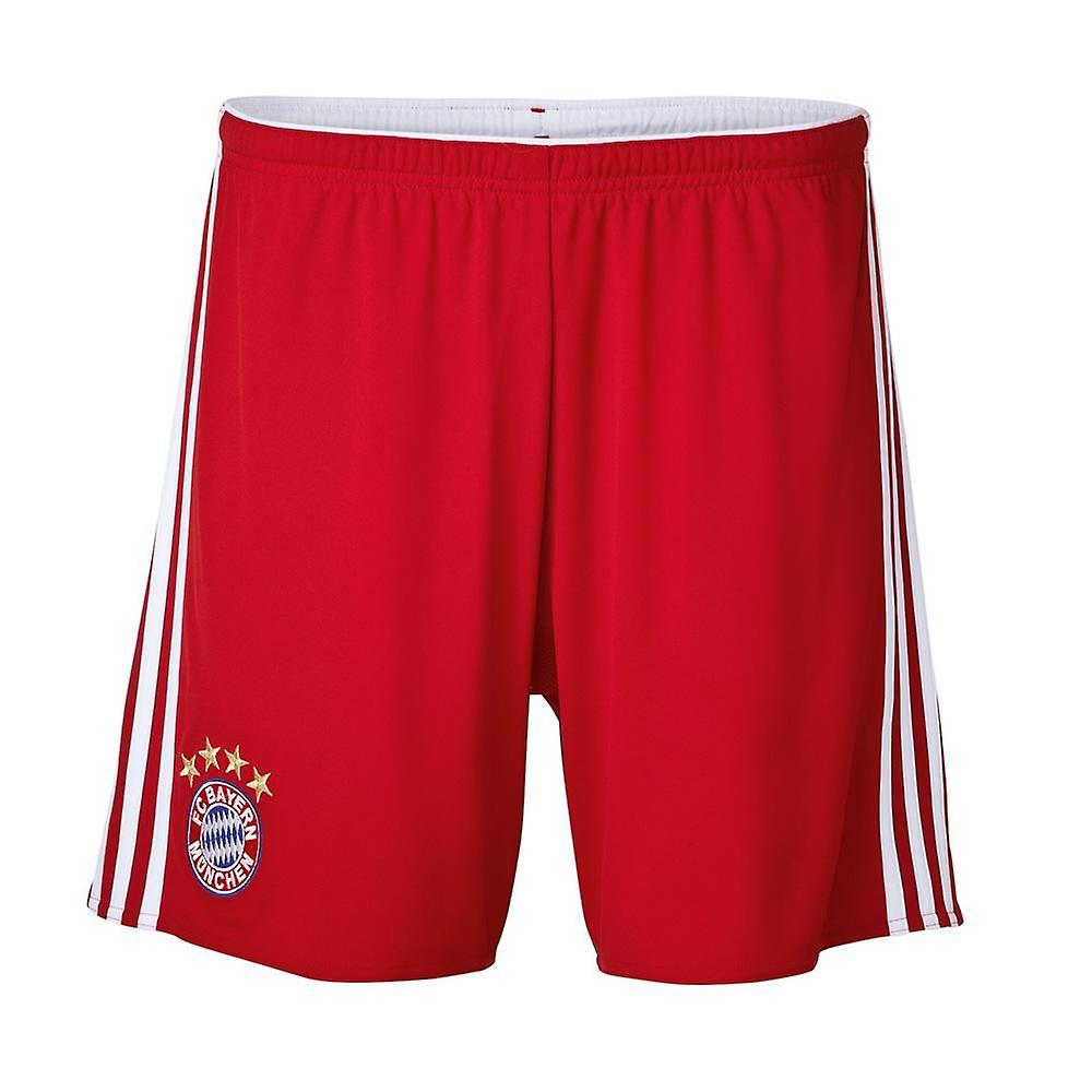 2014-15 Bayern Munich Adidas Home Shorts