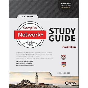 CompTIA Network+ Study Guide - Exam N10-007 by Todd Lammle - 978111943