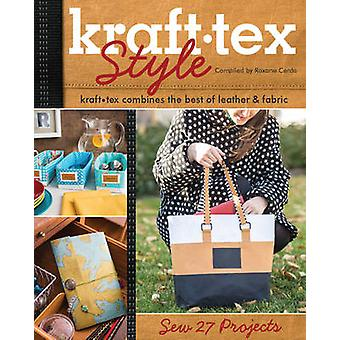 Krafttex Style - Krafttex Combines the Best of Leather & Fabric by Rox