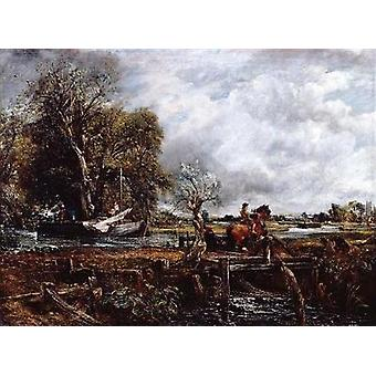 John Constable - The Leaping Horse by Richard Humphreys - 978191035081