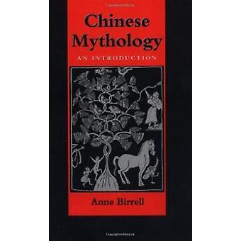 Mitología China - una introducción de Anne M. Birrell - 9780801861833